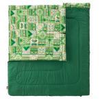 Coleman コールマン ファミリー2IN1/C10 2000027256 スリーシーズンタイプ(三期用) 封筒型寝袋 アウトドア 釣り 旅行用品 キャンプ 封筒型
