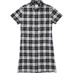 ショッピングNORTH THE NORTH FACE ザ・ノースフェイス S/S CODY ONEPIECE/K/L NRW21608 ワンピース チュニックひざ丈 半袖 ファッション レディースファッション