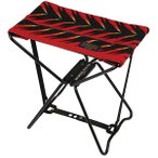 Adirondack(アディロンダック) AD PWM マイクロチェア GD Red/Black 89001058 イス レジャーシート テーブル チェア コンパクトチェア アウトドアギア