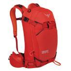 OSPREY オスプレー キャンバー 32/リップコードレッド/M/L OS52102 男性用 レッド アウトドア バックパック ザック 釣り 旅行用品 トレッキングパック