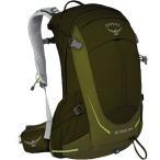 OSPREY オスプレー ストラトス 24/ゲイターグリーン OS50304 アウトドア バックパック ザック 釣り 旅行用品 トレッキングパック
