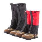 ISUKA イスカ ゴアテックス ライトスパッツフロントジッパー/ブラック 246301 レインウエア ファッション メンズファッション 財布 雨具