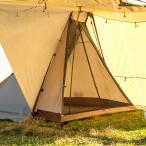 ogawa campal 小川キャンパル ツインレクスタ用フルインナー 3575 ブラウン 四人用(4人用) アウトドア 釣り 旅行用品 キャンプ 登山 インナーテント
