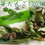 新潟特産品 笹団子(笹だんご) 100個 新潟土産 定番笹団子 笹だんご