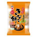 ふんわり名人 越後製菓 国産もち米使用 ふんわり名人きなこ餅