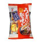 うまい!堅焼き割烹白だし味 96g×12袋入 お菓子 おせんべい 越後製菓