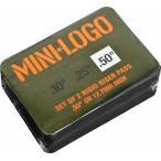 MINI LOGO ライザーパッド 12mm トラック1セット分 プラスチック