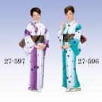 踊り小紋 袷・単衣・胴抜き仕立て 柳に桜 さくら 花小紋