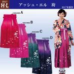 女子袴 H・L 刺繍 【卒業式  謝恩会 パーティー