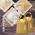 令和元年産 ヒノヒカリ 10kg 5kg×2袋 / お取り寄せグルメ 特A 福岡県