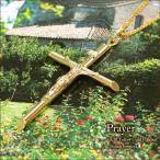 "ORO ETERNO K18 18金 ゴールド YG WG クロス(ロザリオ) ペンダント ""Prayer""(YPA2260-YPB2261)イタリアンジュエリー メンズ・ユニセッ..."