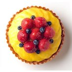 マンゴーといちごのタルト 5号 バースデーケーキ