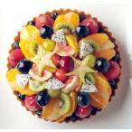 ミックスフルーツ季節のタルト 誕生日ケーキ6号