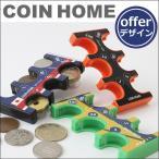 コインホーム専用オリジナルステッカー  ファルコン コインホーム(coin home)専用シール/市松模様
