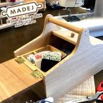 Wood ソーイングボックス 裁縫箱 木製 小物入れ 道具箱 収納ボックス MADEJ マデイ おしゃれ 手作り 木目 日本製 手芸 針箱 和裁 洋裁 かわいい 送料無料