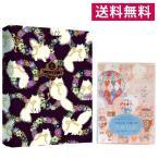 メール便送料無料 tomoko Hayashi トモコハヤシ 3年日記 B6サイズ バーズシング/バルーン DI-13552/13553 日記帳 3年ダイアリー 育児日記 クローズピン