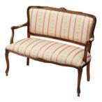 ヴェローナクラシック ラブチェア イタリア 家具 ヨーロピアン アンティーク風