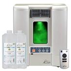 フィトンチッド 空気清浄機 フィトンエアーPC560PW(パールホワイト)PT150エキスパート溶液8本つき