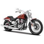 MAISTO マイスト 1/12 ハーレー ダビッドソン Harley Davidson 2014 CVO BREAKOUT 32327 完成品 ブレイクアウト レッド
