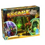 Escape: The Curse of the Temple - Big Box  ボードゲーム  エスケープ