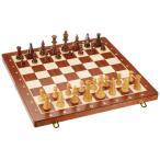 Philos DeLuxe Chess Set 木製チェスセット 47.5cm 2611