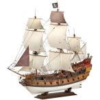 Revell ドイツレベル 05605 Pirate Ship パイレーツシップ 海賊船 1/72