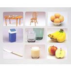 言語訓練写真カードセットII食物と家具