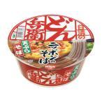 日清のどん兵衛 天ぷらそば(東日本風) 12個 20102 日清食品  ※軽減税率対象商品