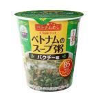 (代引不可) (同梱不可)XinChao!ベトナム ベトナムのスープ粥 パクチー味 24個セット エスニック ハーブ インスタント