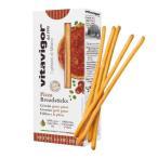 (代引不可) (同梱不可)vitavigor(ヴィタヴィガー) グリッシーニ ピザ 125g×12個 クラッカー スナック菓子 おつまみ