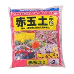 (代引不可) (同梱不可)あかぎ園芸 赤玉土 中粒 2L 20袋