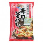 (代引不可) (同梱不可)マルヨ食品 有明産赤貝釜めしの素 295g×48個 06195