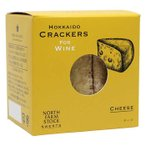(代引不可) (同梱不可)ノースファームストック 北海道クラッカー 5種 プレーン/チーズ/トマト/オニオン/エビ 8セット 白亜ダイシン