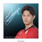 アクリルブロック 2020バレーボール男子日本代表 (西田有志 選手)
