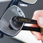 メガネ拭き ピープス peeps メガネ用カーボンクリーナー  送料無料