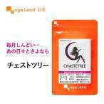 チェストツリー サプリ ビタミンB ポリフェノール フィーバーフュー 樹皮エキス サプリメント 30粒