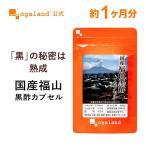 国産福山黒酢 カプセル 必須アミノ酸 約1ヶ月分 送料無料 ポイント消化 _在管
