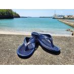 【島内限定】母島ギョサン vic ニシベケミカル ハハギョ【ボニンブルー色】