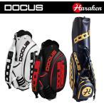 ドゥーカス (DOCUS)  HARAKEN(ハラケン) プレミアムキャディバッグ ツアーカートキャディバッグ 10インチ DOCUS Tour Model Caddie Bag 【世界限定190本】