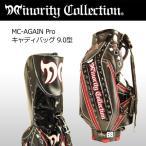 マイノリティ・コレクション (Minority Collection) MC-AGAIN Pro キャディバッグ 9.0型 47インチクラブ対応 平塚哲二プロト キャディバッグ