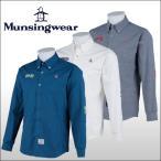 【20%OFFセール】 マンシングウェア(Munsingwear) ボタンダウン カジュアルシャツ メンズ