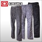 【60%OFF クリアランスセール】 オジオ (OGIO) 蓄熱裏地 ロングパンツ メンズ