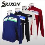 【20%OFFセール】スリクソン(SRIXON) ハーフジップ ニットセーター 【松山英樹プロ 着用モデル】 ダンロップ メンズ