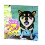 2020年 カレンダー ワン!!めくり リフィル 1000109226