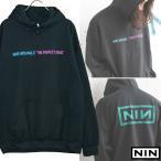 NINE INCH NAILS「THE PERFECT DRUG」ナインインチネイルズ / フーディー / バンドTシャツ / インダストリアル / オルタナ / 90s