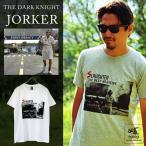 ダークナイト ジョーカー 「Slaughter」Dark Knight Jorker ヒースレジャー バットマン BATMAN 映画Tシャツ