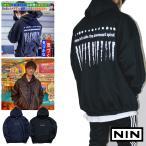 NINE INCH NAILS「THE DOWNWARD SPIRAL」ナインインチネイルズ / フーディー / バンドTシャツ / インダストリアル / オルタナ / 90s