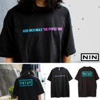 NINE INCH NAILS 「THE PERFECT DRUG 」「ナインインチネイルズ」 「ザ パーフェクトドラッグ」90s クローン Tシャツ バンドTシャツ 1