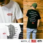 LIFE! 「MITTY」「スローガン」映画 Tシャツ