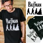 バットマン ダークナイト「ABBEY ROAD」 BATMAN THE DARK KNIGHT パロディ 映画Tシャツ